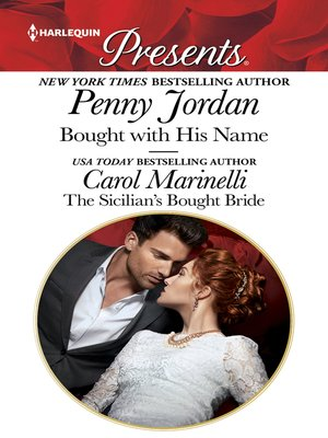 cover image of Bought with His Name & the Sicilian's Bought Bride