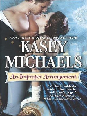 cover image of An Improper Arrangement