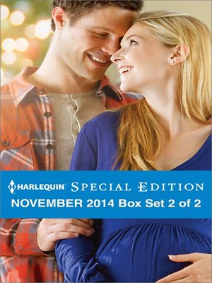 cover image of Harlequin Special Edition November 2014 - Box Set 2 of 2: The Maverick's Thanksgiving Baby\A Celebration Christmas\Dr. Daddy's Perfect Christmas