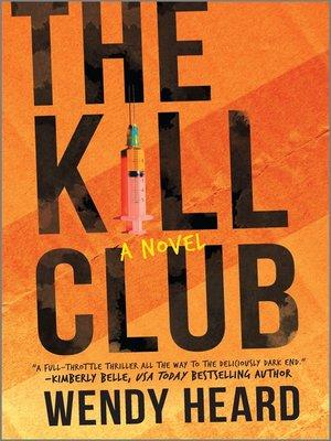 The Kill Club Book Cover