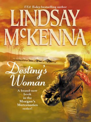 cover image of Destiny's Woman