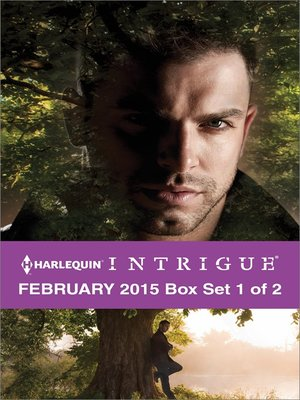 cover image of Harlequin Intrigue February 2015 - Box Set 1 of 2: Confessions\Disarming Detective\Hard Target