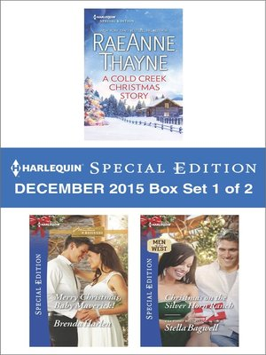 cover image of Harlequin Special Edition, Box Set 1 of 2