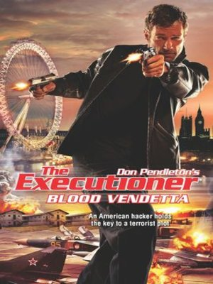 cover image of Blood Vendetta