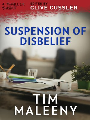 cover image of Suspension of Disbelief