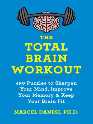 cover image of The Total Brain Workout