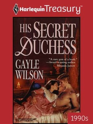 cover image of His Secret Duchess