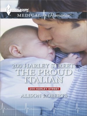 cover image of 200 Harley Street: The Proud Italian