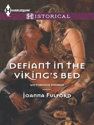 cover image of Defiant in the Viking's Bed