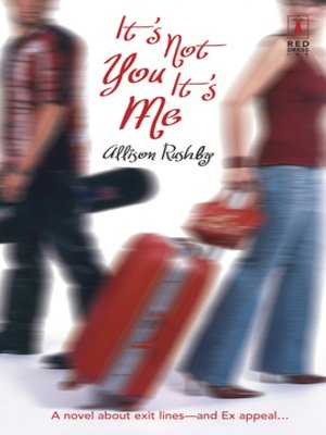 cover image of It's Not You It's Me
