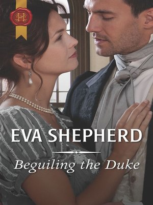 cover image of Beguiling the Duke