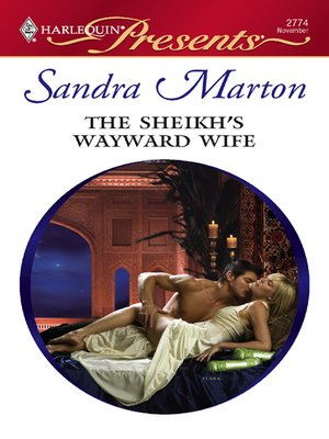 cover image of Sheikh's Wayward Wife