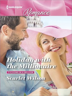 cover image of Holiday with the Millionaire