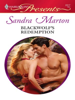 cover image of Blackwolf's Redemption