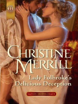 cover image of Lady Folbroke's Delicious Deception