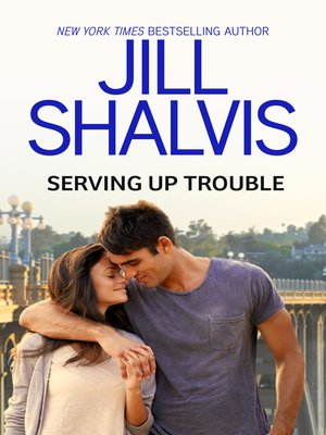 cover image of Serving Up Trouble