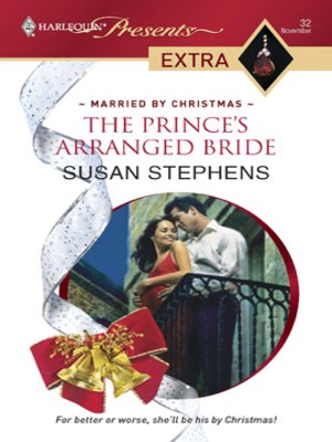 cover image of Prince's Arranged Bride