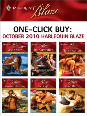 cover image of October 2010 Harlequin Blaze: Another Wild Wedding Night\Private Sessions\The Ex Factor\Northern Exposure\Shiver\Seduce and Rescue