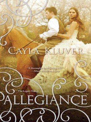cover image of Allegiance