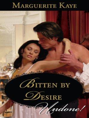 cover image of Bitten by Desire