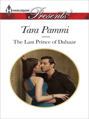 cover image of The Last Prince of Dahaar