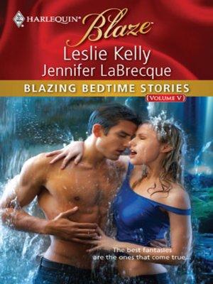 cover image of Blazing Bedtime Stories, Volume V