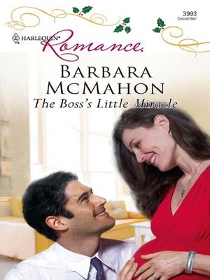 cover image of Boss's Little Miracle