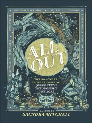 cover image of All Out--The No-Longer-Secret Stories of Queer Teens throughout the Ages