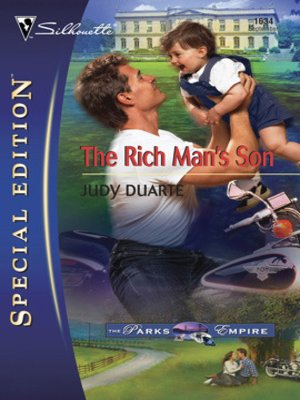 cover image of The Rich Man's Son