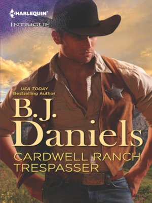 cover image of Cardwell Ranch Trespasser