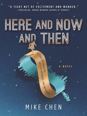 cover image of Here and Now and Then