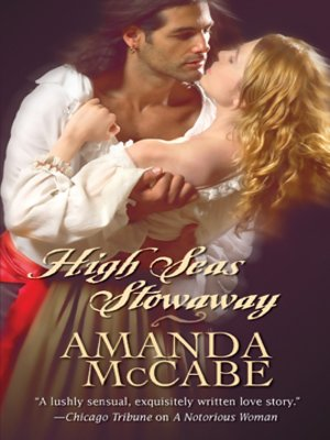 cover image of High Seas Stowaway
