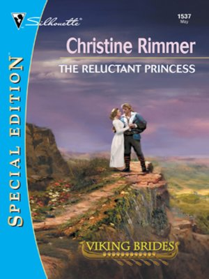 cover image of The Reluctant Princess