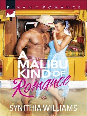 cover image of A Malibu Kind of Romance