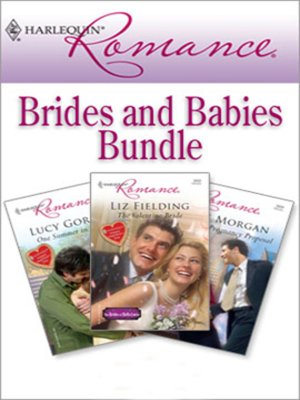 cover image of Harlequin Romance Bundle: Brides and Babies