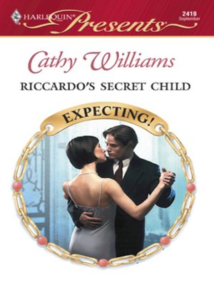 cover image of Riccardo's Secret Child