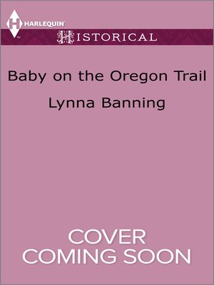 cover image of Baby on the Oregon Trail
