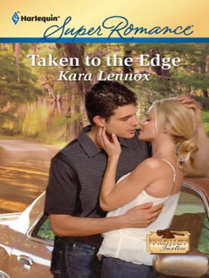 cover image of Taken to the Edge