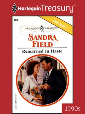 cover image of Remarried in Haste