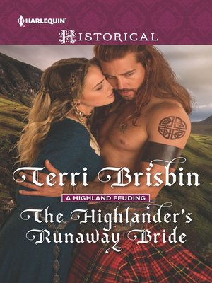 cover image of The Highlander's Runaway Bride--A Thrilling Adventure of Highland Passion
