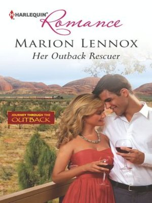 cover image of Her Outback Rescuer