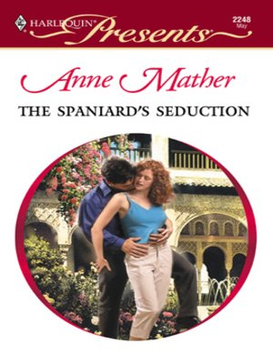 cover image of The Spaniard's Seduction