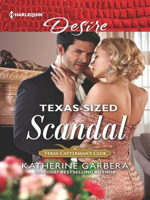 cover image of Texas-Sized Scandal