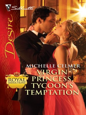 cover image of Virgin Princess, Tycoon's Temptation