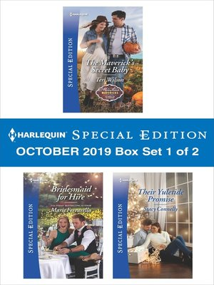 cover image of Harlequin Special Edition October 2019, Box Set 1 of 2