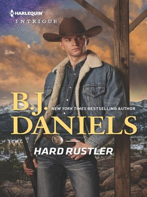 cover image of Hard Rustler