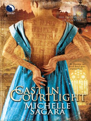 cover image of Cast in Courtlight