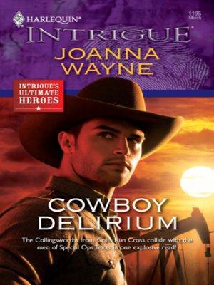 cover image of Cowboy Delirium