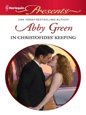 cover image of In Christofides' Keeping
