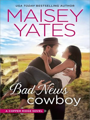 cover image of Bad News Cowboy: Shoulda Been a Cowboy